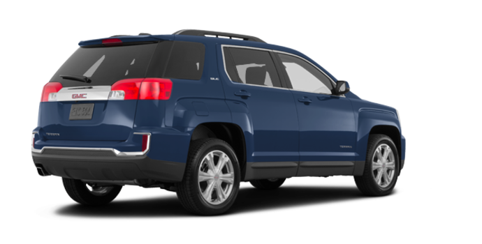 2017 GMC Terrain SLE-2 | Photo 5 | Slate Blue Metallic
