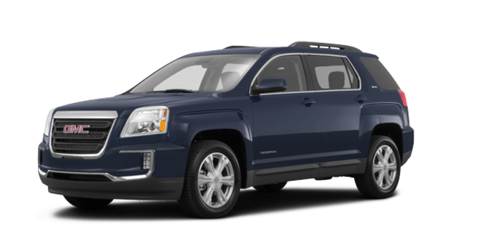 2017 GMC Terrain SLE-2 | Photo 6 | Dark Sapphire Blue Metallic