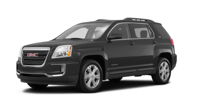 2017 GMC Terrain SLE-2 | Photo 6 | Graphite Grey Metallic