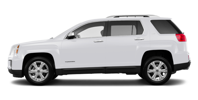 2017 GMC Terrain SLT | Photo 4 | White Frost