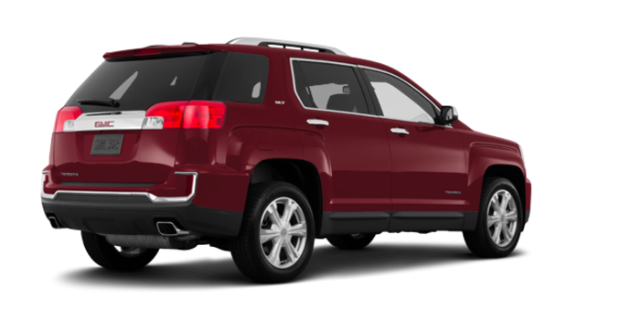 2017 GMC Terrain SLT | Photo 5 | Crimson Red Tintcoat