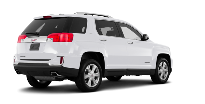 2017 GMC Terrain SLT | Photo 5 | White Frost