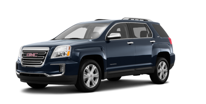 2017 GMC Terrain SLT | Photo 6 | Dark Sapphire Blue Metallic