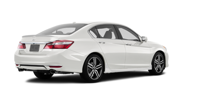 2017 Honda Accord Sedan TOURING V-6 | Photo 5 | White Orchid Pearl