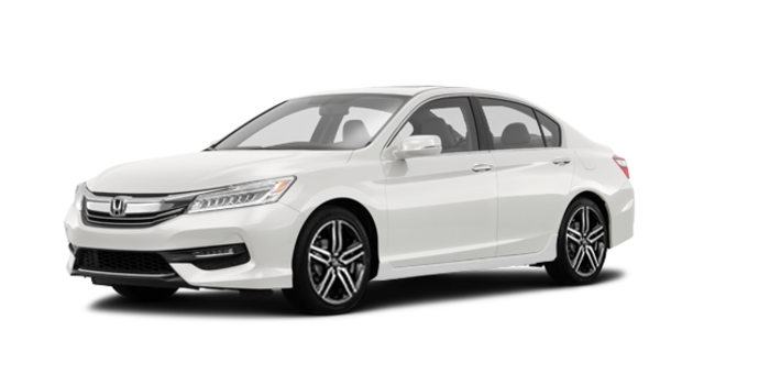 2017 Honda Accord Sedan TOURING V-6 | Photo 6 | White Orchid Pearl