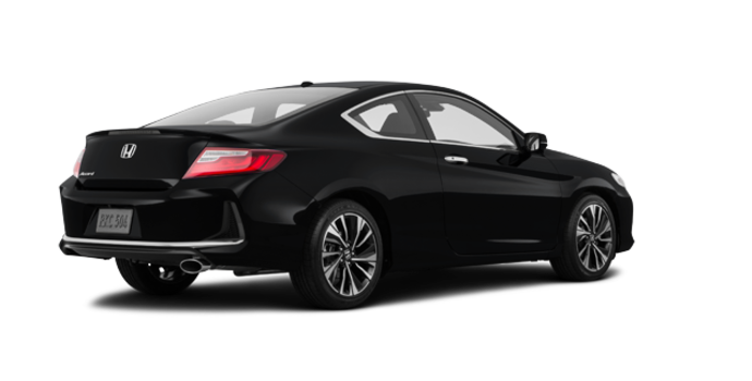 2017 Honda Accord Coupe EX-HONDA SENSING | Photo 5 | Crystal Black Pearl