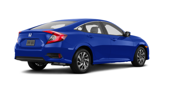 2017 Honda Civic Sedan EX | Photo 5 | Aegean Blue Metallic