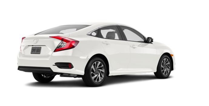 2017 Honda Civic Sedan EX | Photo 5 | White Orchid Pearl