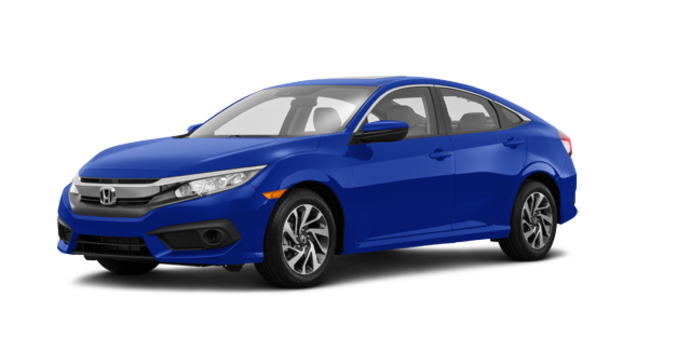 2017 Honda Civic Sedan EX | Photo 6 | Aegean Blue Metallic