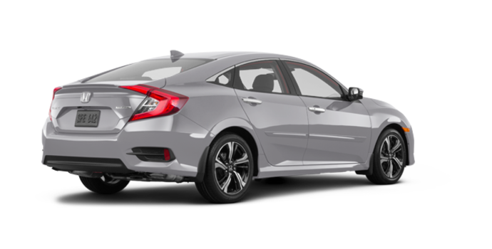 2017 Honda Civic Sedan TOURING | Photo 5 | Lunar Silver Metallic