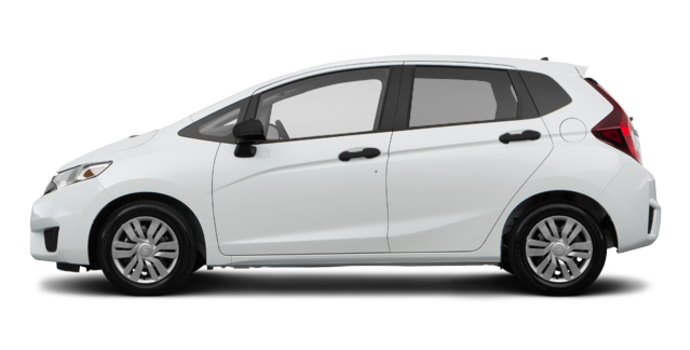 2017 Honda Fit DX | Photo 4 | White Orchid Pearl