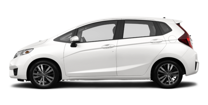2017 Honda Fit EX-L NAVI | Photo 4 | White Orchid Pearl