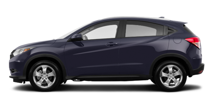 2017 Honda HR-V EX-L NAVI | Photo 4 | Mulberry Metallic