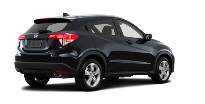 2017 Honda HR-V EX-L NAVI | Photo 5 | Crystal Black Pearl