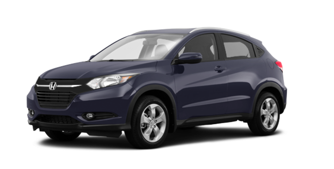 2017 Honda HR-V EX-L NAVI | Photo 6 | Mulberry Metallic