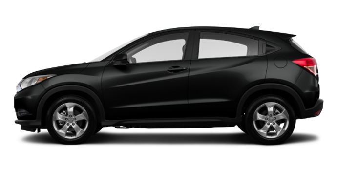 2017 Honda HR-V LX-2WD | Photo 4 | Crystal Black Pearl