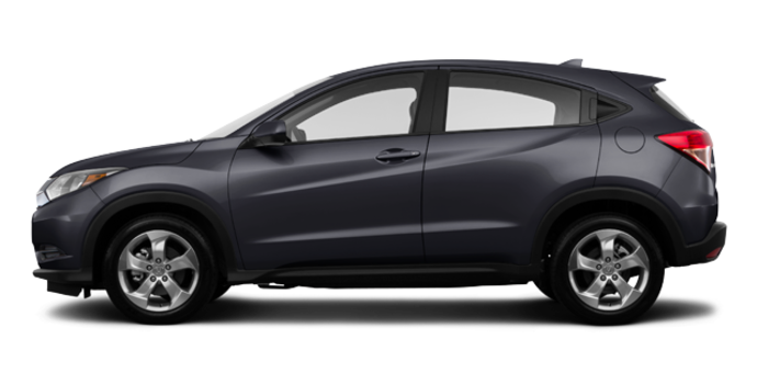 2017 Honda HR-V LX-2WD | Photo 4 | Modern Steel Metallic