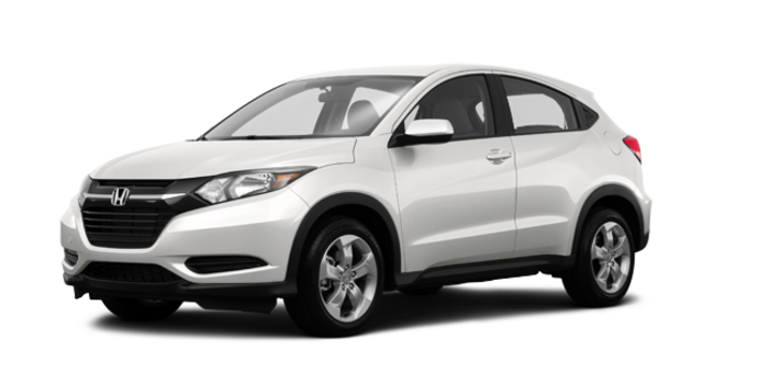 2017 Honda HR-V LX-2WD | Photo 6 | White Orchid Pearl