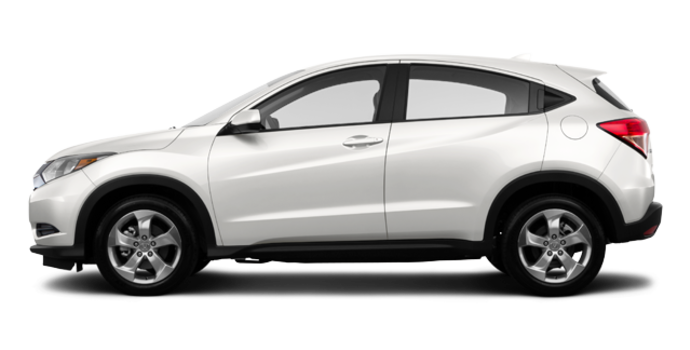 2017 Honda HR-V LX | Photo 4 | White Orchid Pearl