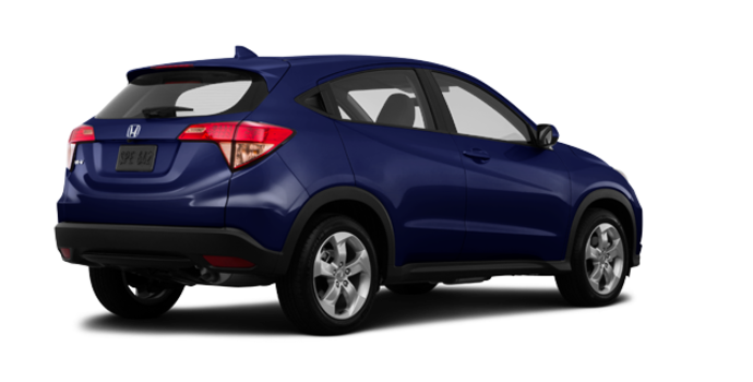 2017 Honda HR-V LX | Photo 5 | Deep Ocean Pearl