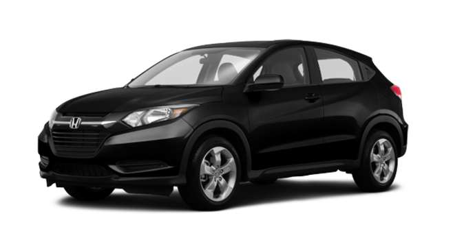 2017 Honda HR-V LX | Photo 6 | Crystal Black Pearl