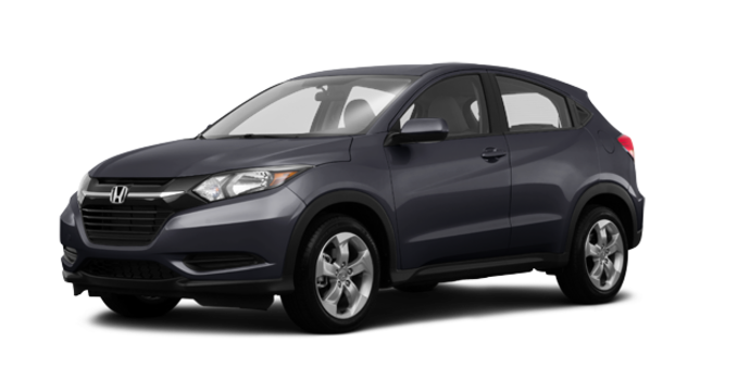 2017 Honda HR-V LX | Photo 6 | Modern Steel Metallic
