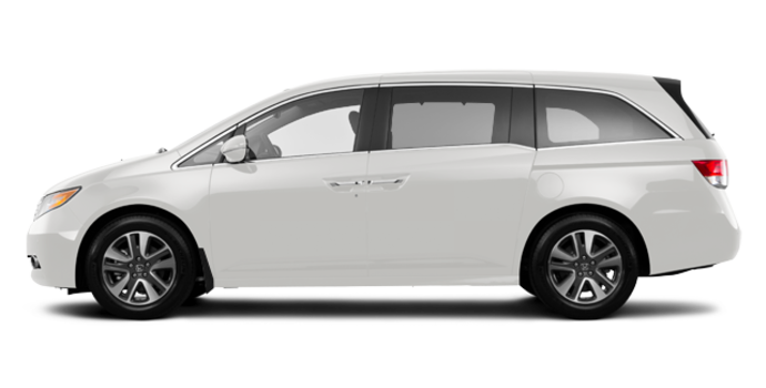 2017 Honda Odyssey TOURING | Photo 4 | White Diamond Pearl