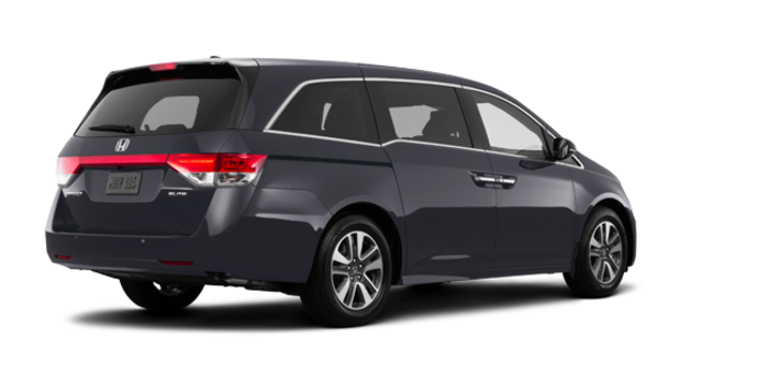 2017 Honda Odyssey TOURING | Photo 5 | Modern Steel Metallic