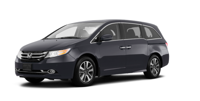 2017 Honda Odyssey TOURING | Photo 6 | Modern Steel Metallic