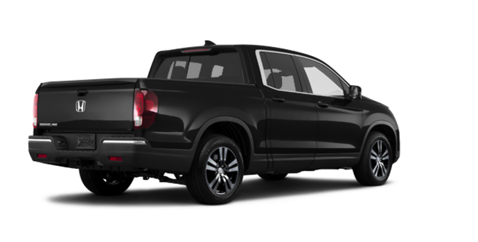 2017 Honda Ridgeline EX-L | Photo 5 | Chrystal Black Pearl