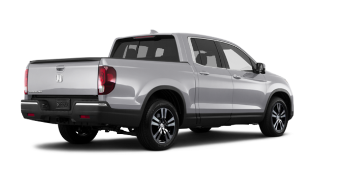 2017 Honda Ridgeline EX-L | Photo 5 | Lunar Silver Metallic