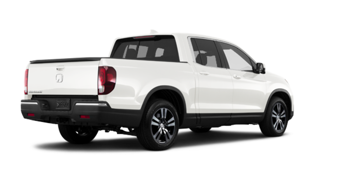 2017 Honda Ridgeline EX-L | Photo 5 | White Diamond Pearl