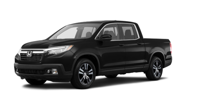 2017 Honda Ridgeline EX-L | Photo 6 | Chrystal Black Pearl