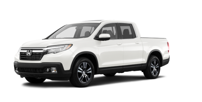 2017 Honda Ridgeline EX-L | Photo 6 | White Diamond Pearl