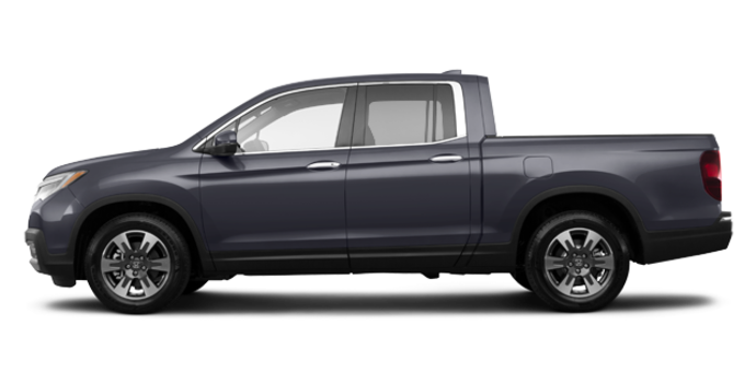 2017 Honda Ridgeline TOURING | Photo 4 | Modern Steel Metallic