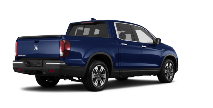 2017 Honda Ridgeline TOURING | Photo 5 | Obsidian Blue Pearl