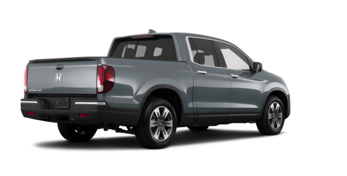 2017 Honda Ridgeline TOURING | Photo 5 | Forest Mist Metallic