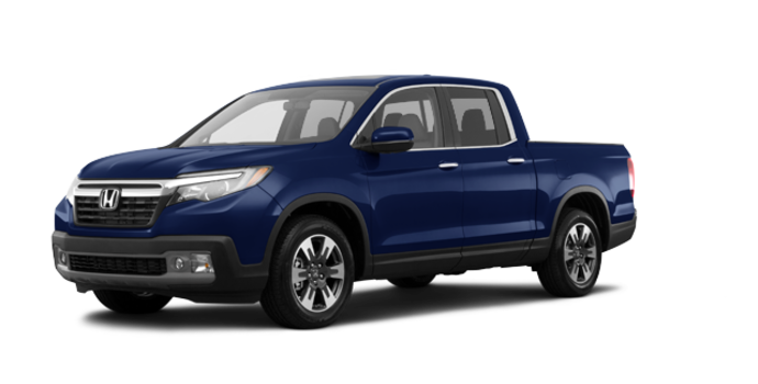2017 Honda Ridgeline TOURING | Photo 6 | Obsidian Blue Pearl