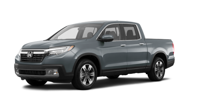 2017 Honda Ridgeline TOURING | Photo 6 | Forest Mist Metallic