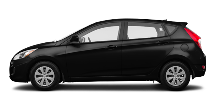 2017 Hyundai Accent 5 Doors GL | Photo 4 | Ultra Black