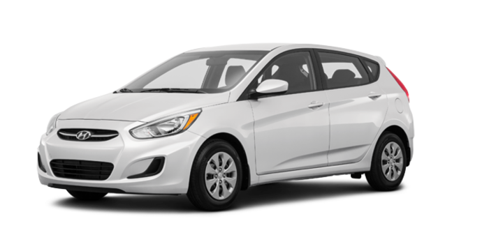 2017 Hyundai Accent 5 Doors GL | Photo 6 | Century White