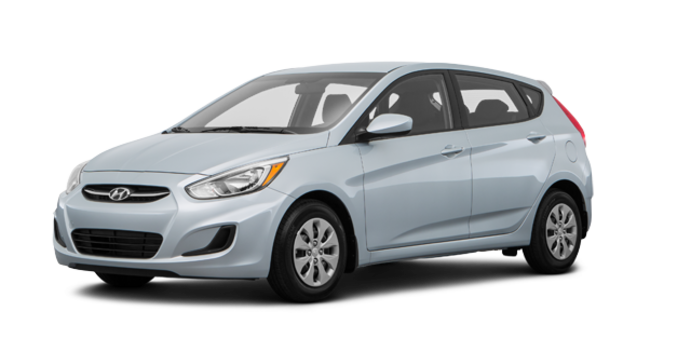 2017 Hyundai Accent 5 Doors GL | Photo 6 | Ironman Silver
