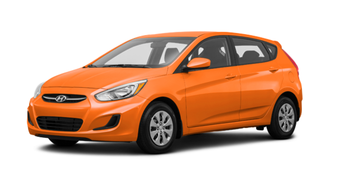 2017 Hyundai Accent 5 Doors GL | Photo 6 | Vitamin C