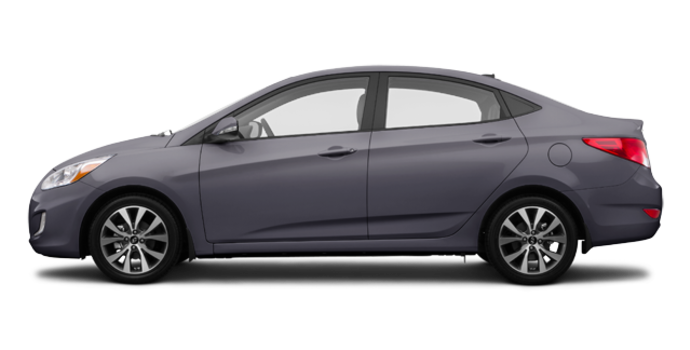 2017 Hyundai Accent Sedan GLS | Photo 4 | Triathlon Grey