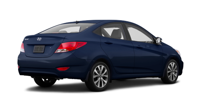2017 Hyundai Accent Sedan GLS | Photo 5 | Pacific Blue