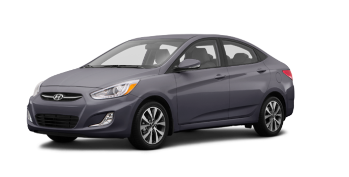 2017 Hyundai Accent Sedan GLS | Photo 6 | Triathlon Grey