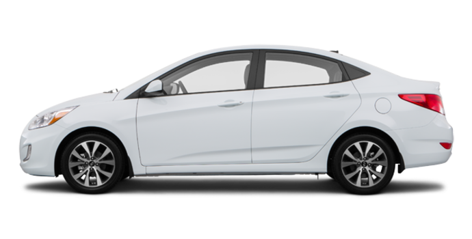 2017 Hyundai Accent Sedan L | Photo 4 | Century White
