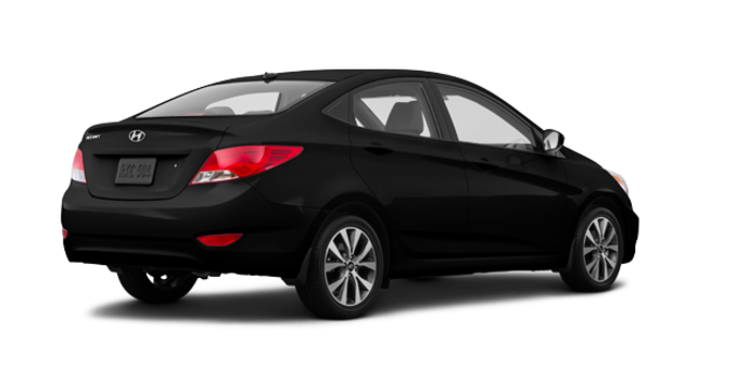 2017 Hyundai Accent Sedan L | Photo 5 | Ultra Black