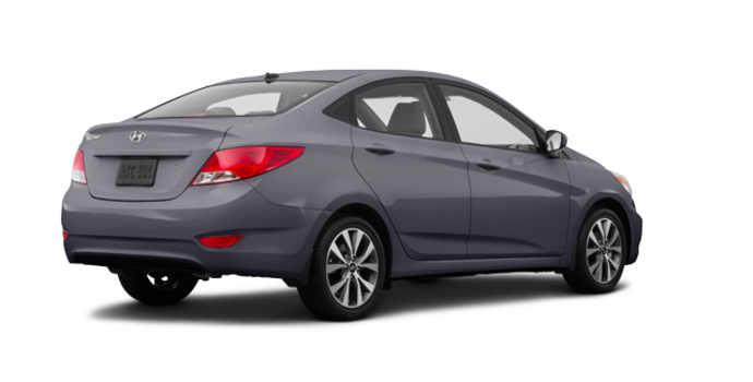 2017 Hyundai Accent Sedan L | Photo 5 | Triathlon Grey
