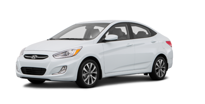 2017 Hyundai Accent Sedan L | Photo 6 | Century White